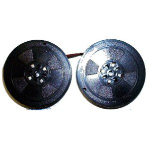 Correctable Typewriter Ribbon Twin Spool For Swintec Typewriters Sc 20Bw Swi