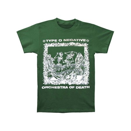 Type O Negative Men's  Orchestra T-shirt - Halloween Type O Negative