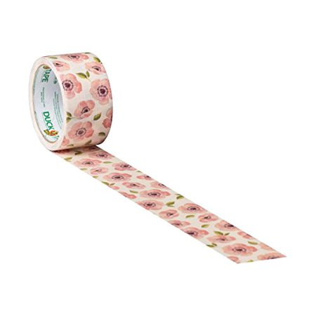 Vintage Floral Duck brand Duct Tape 1.88 inch x 10 yard - Colorful Duct Tape
