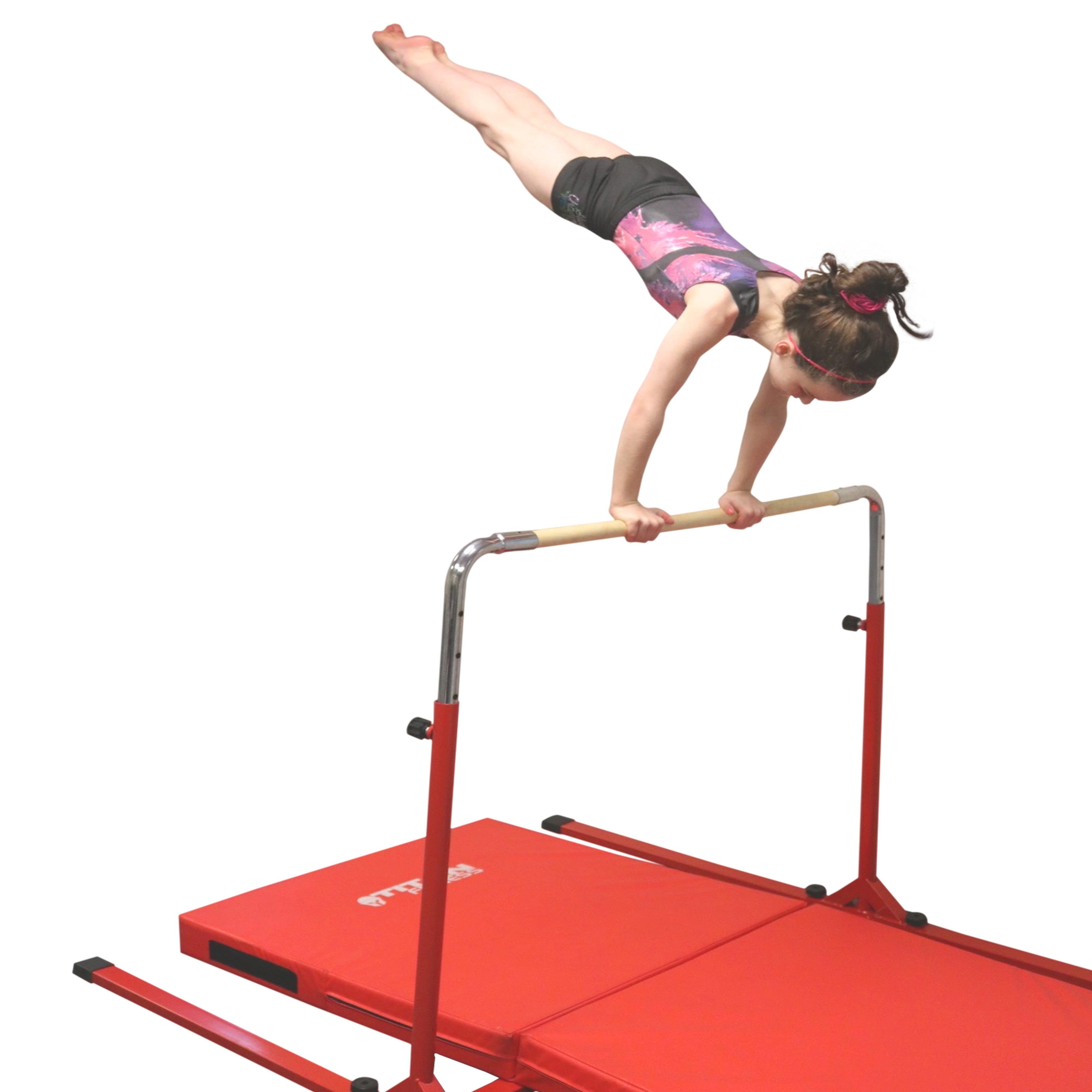 d4d0aee4e554 Titan Adjustable Jr. Gymnastics Kip Bar - Walmart.com