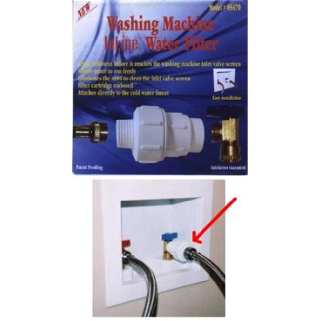 washing machine water filters
