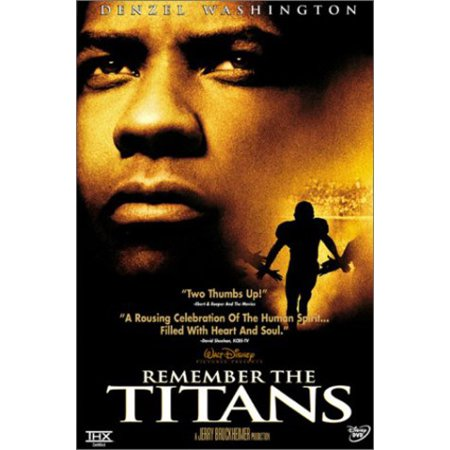 remember the titans e j Remember the titans is, without a doubt, one of the best football movies ever made the movie was released by disney in 2000, and has stuck with my ever since then to me, it's not only an.