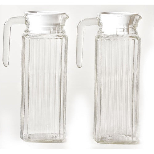 Global Amici Refrigerator 2 Piece Pitcher Set (Set of 2)