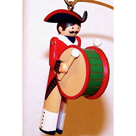 Early American Clothespin Soldier 2nd in Series 1983 QX4029, Hallmark Keepsake Ornament By Hallmark Ornament From USA](Clothespin Ornaments)