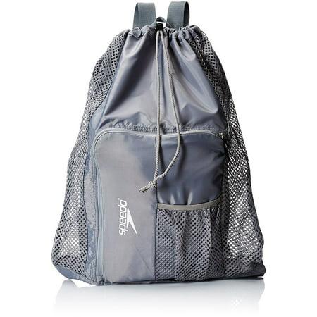 Sdo Swim Deluxe Ventilator Mesh Equipment Pool Gear Swimming Bag