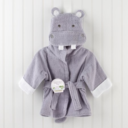 Hug-alot-amus Hooded Hippo Robe