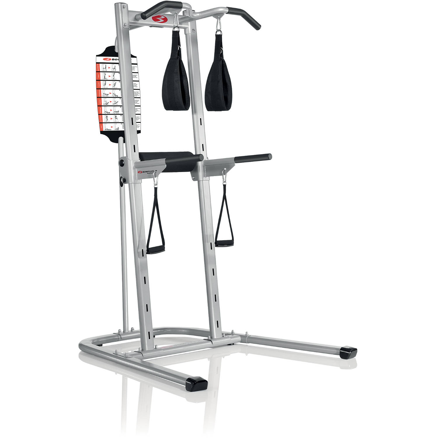 Bowflex BodyTower with Commercial-Grade Steel and EZ-Adjust Bars