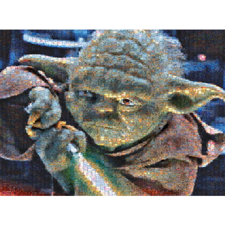 Buffalo Games Star Wars Yoda Jigsaw Puzzle, 1,000 Pieces