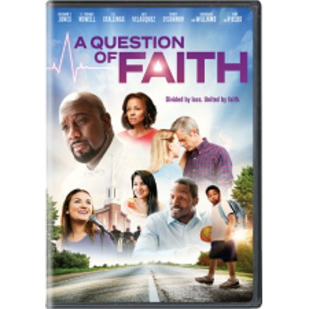 A Question of Faith (DVD) - List Of Satanic Movies