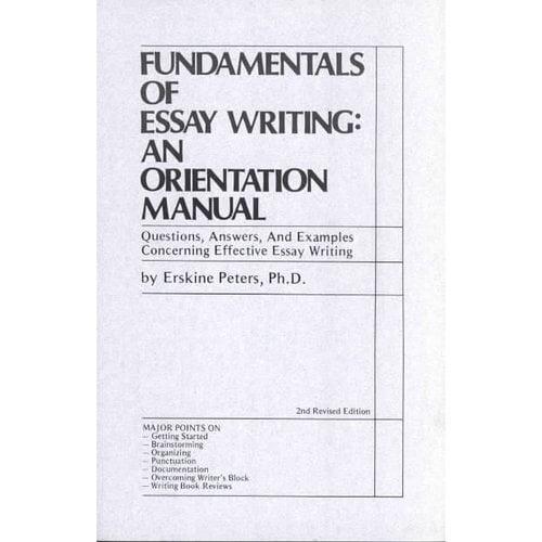 essay fundmentals