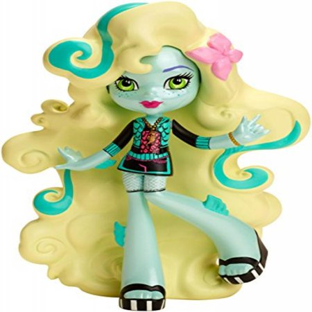 Monster High Dress Up Lagoona Blue (Monster High Vinyl Collection Lagoona Blue)