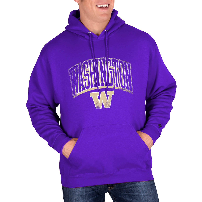 NCAA Washington Huskies Mens Classic-Fit Pullover Hood