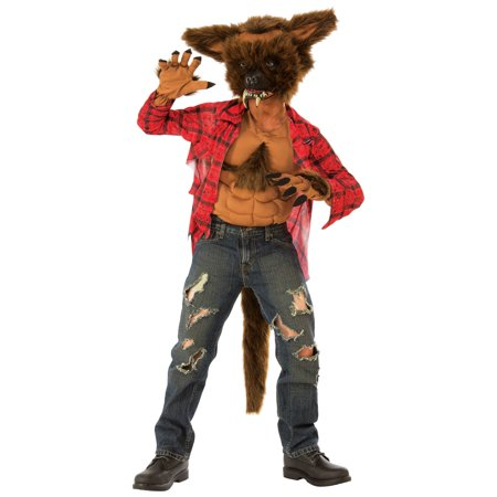 Boys Werewolf Costume - Wearwolf Costume