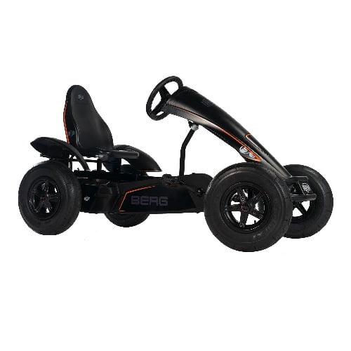 Berg Pedal Go Kart - Black Edition BFR