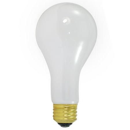 GE 150w 120v A21 Halogen Light Bulb