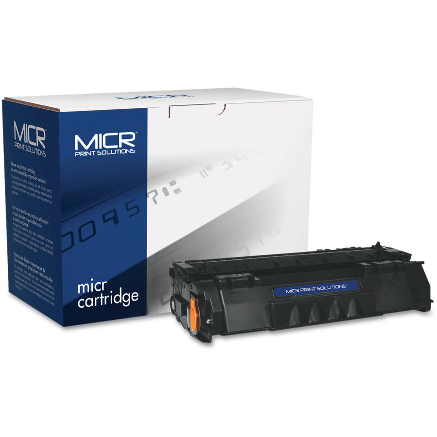 MICR Print Solutions Compatible with Q5949AM MICR Black Toner Cartridge