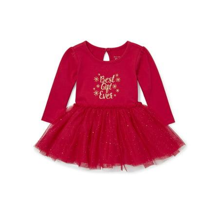 Baby Girl Holiday Tutu Dress