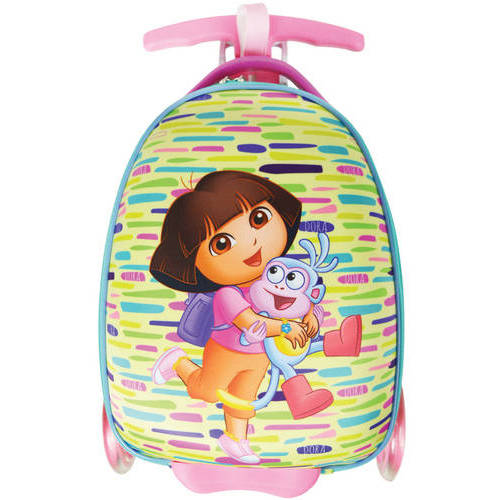 Nickelodeon Dora Scootie Ride On Scooter Luggage