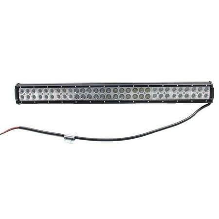 - 28inch 180W CREE LED Light Bar Flood Spot Combo Work Lamp Offroad 4WD TRUCK NTEN
