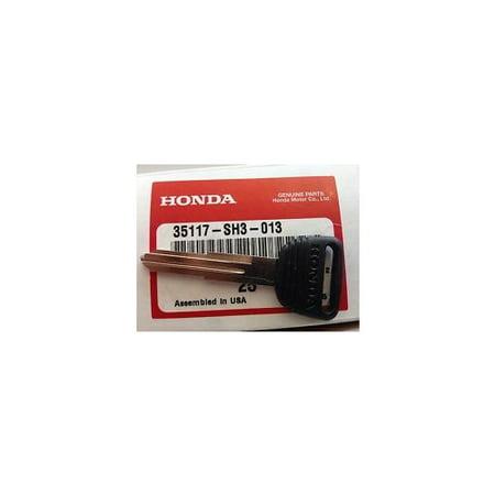 Honda Key Blank - 35117-SH3-013