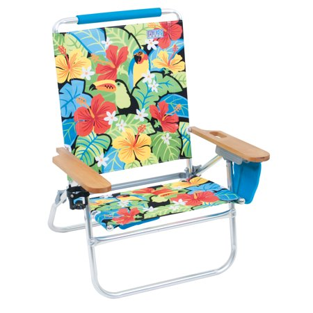 Awesome Rio Easy In Easy Out 4 Position Beach Chair Walmart Com Home Interior And Landscaping Ferensignezvosmurscom