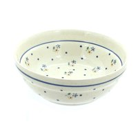 Polish Pottery Country Meadow Cereal/Soup Bowl