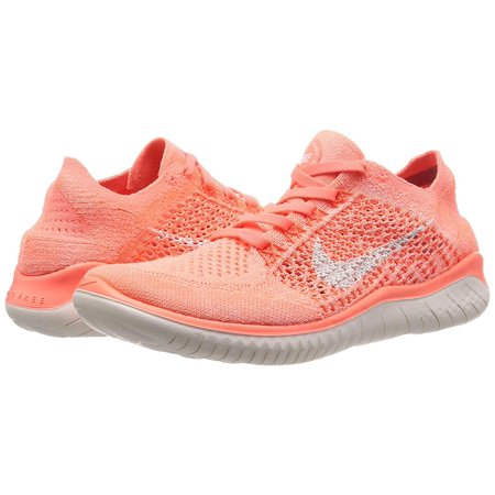 check out 1ca4b 5b2be Nike Womens Free Rn Flyknit 2018 Low Top Lace Up Running ...