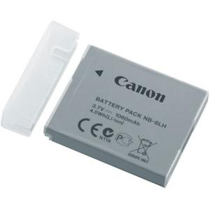 Canon Rechargeable Li-ion Battery NB-6LH - 1060 mAh - Lithium Ion (Li-Ion) - 3.7 V DC