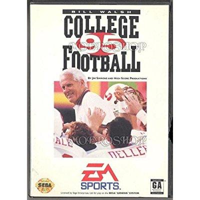 Electronic Arts Bill Walsh College Football '95