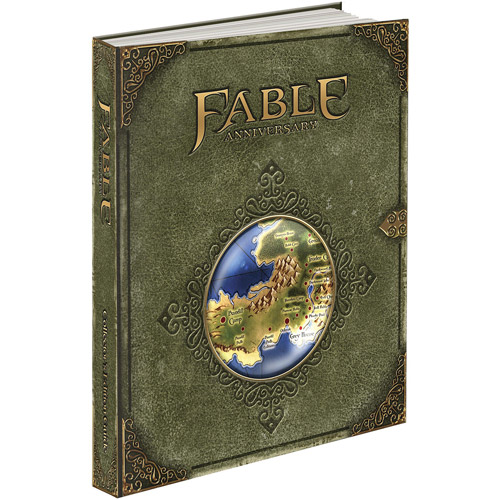 Fable Anniversary Guide (Hardcover)