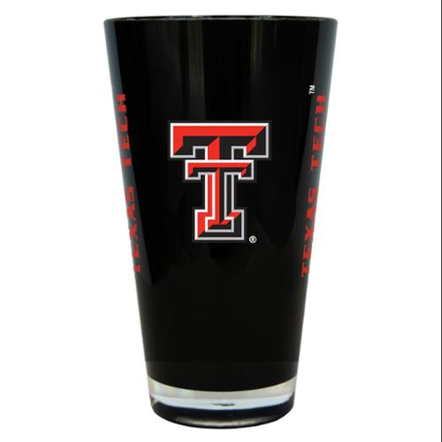 Texas Tech Red Raiders 20 oz Insulated Plastic Pint Glass