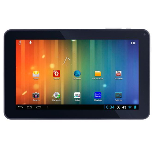 "Maylong M-295 Dual Core 1.20 GHz 512 MB 7.0"" Tablet Android 4.1 Jelly Bean Black - Refurbished"