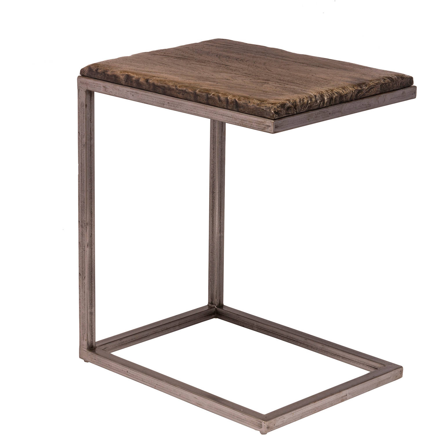 "Hillsdale Furniture Lorient ""C"" Shape Accent Table by Hillsdale"