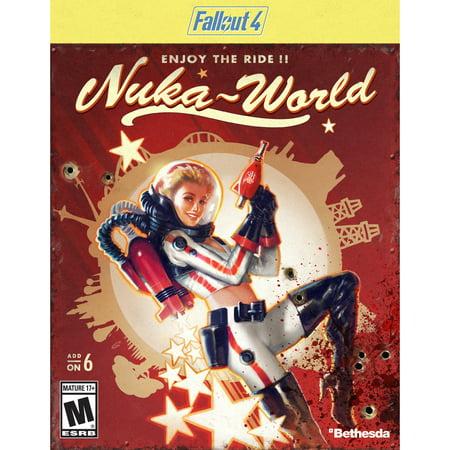 Fallout 4 - Nuka World DLC (PC)(Digital Download)