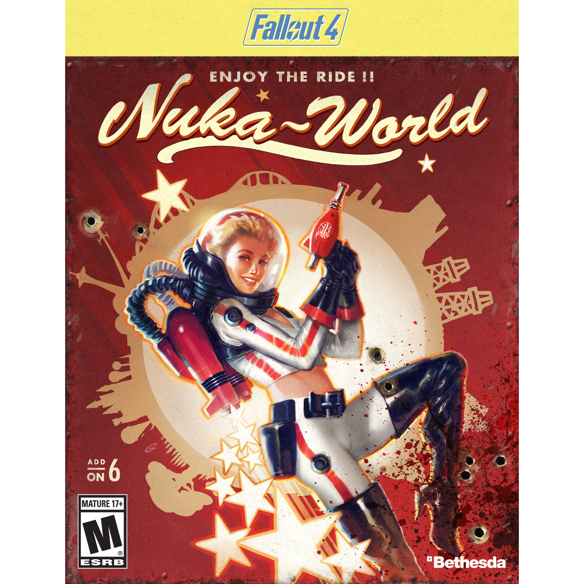 Fallout 4 - Nuka World DLC (PC)(Digital Download)