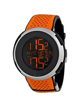 Gucci Unisex I-Gucci 114 Series Digital Watches