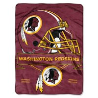 Product Image Washington Redskins Blanket 60x80 Raschel Prestige Design 96ab915f0
