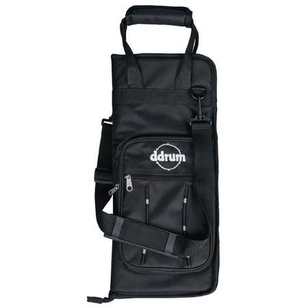Ddrum High Quality Economy Drumstick Carry Stickbag Black Color Dd Stikbag