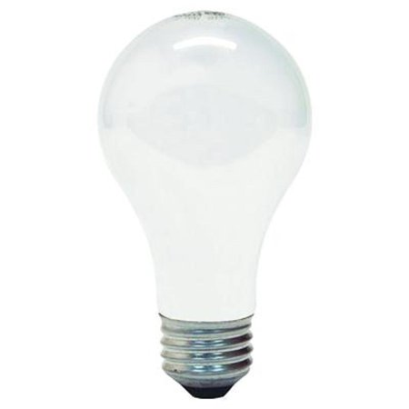 GE 41028 Soft White Light Incandescent Bulb E26 Base 60 Watt (2 Packs Of 4 Bulbs) Total 8 Bulbs