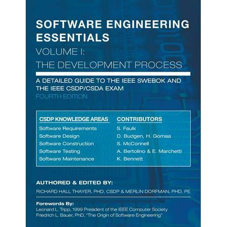 Software Engineering Essentials, Volume I : The Development Process
