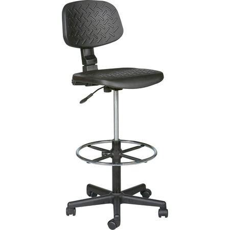 Balt Trax Drafting Chair, Black