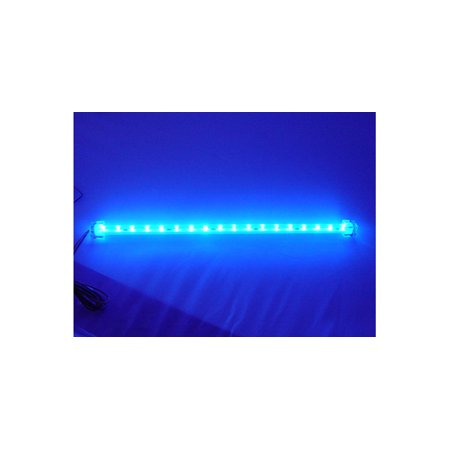 Buy Logisys Sunlight Bar Blue 12″ 4-Pin LED Lighting Tube with 18 LEDs ML12BL – NEW Before Too Late
