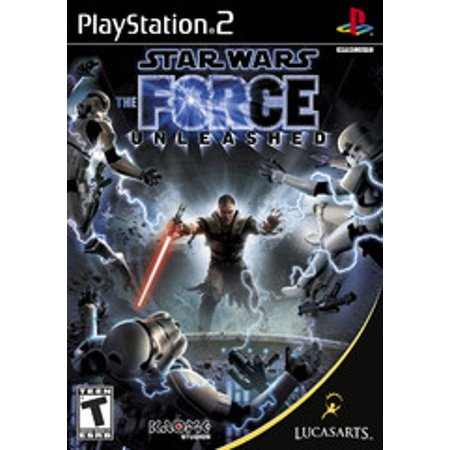 Star Wars The Force Unleashed - PS2 Playstation 2