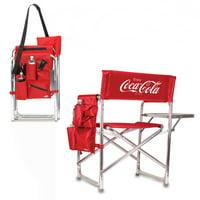Picnic Time Coca-Cola Sports Chair
