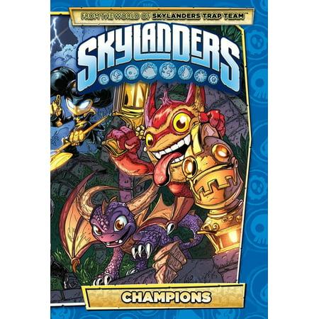 Skylanders: Champions - Skylander Stickers