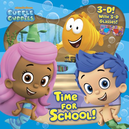 Time for School! (Bubble Guppies)](Bubble Guppies Game)