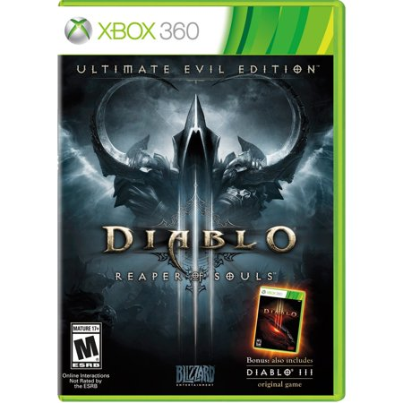 Activision Diablo Iii: Ultimate Evil Edition - Role Playing Game - Xbox 360 (Best Xbox 360 Games To Play With Your Girlfriend)