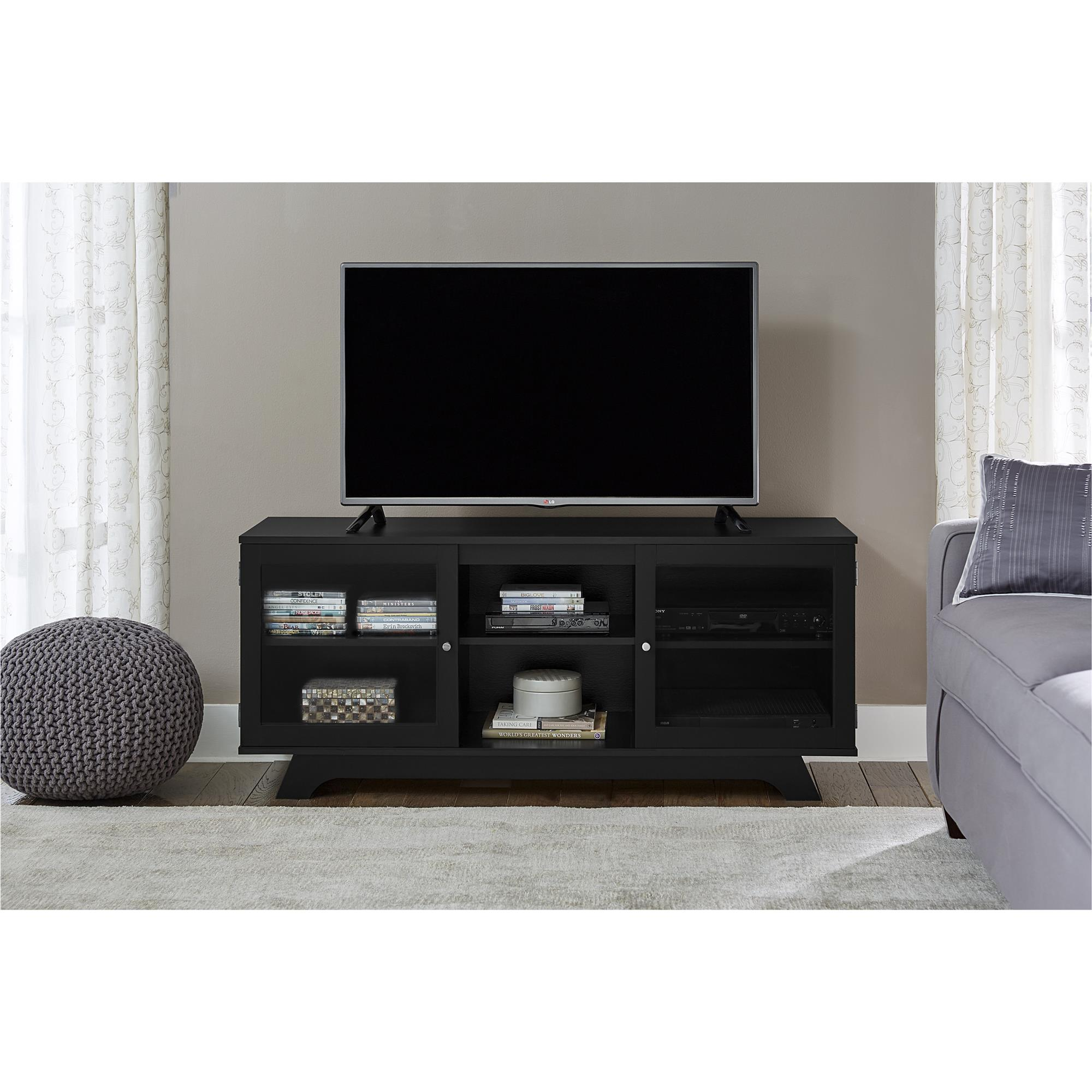 Mainstays Red Tv Stand Mainstays Parsons Tv Stand For Tvs Up To