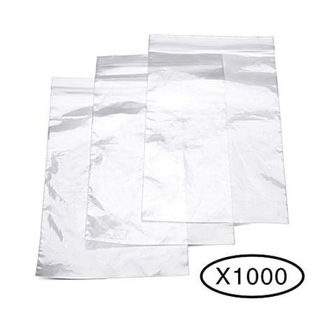 6 Mil Resealable Plastic Bags - Halulu 4