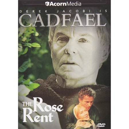 Cadfael  The Rose Rent   One Dvd